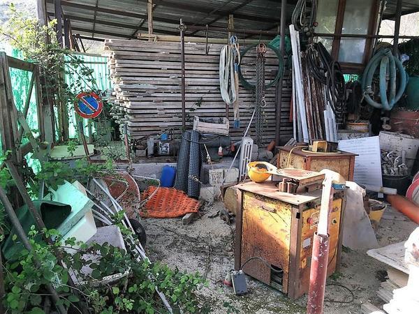 Immagine n. 47 - 2#4204 Macchinari e attrezzatura da cantiere