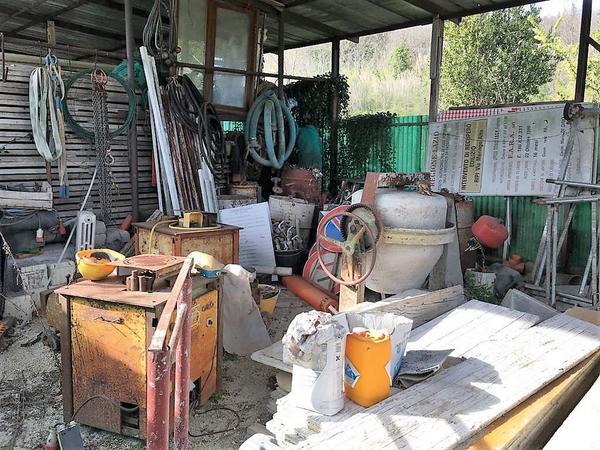 Immagine n. 51 - 2#4204 Macchinari e attrezzatura da cantiere