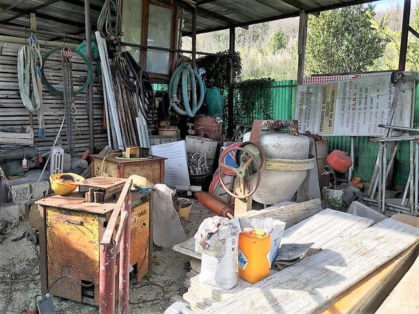 Immagine n. 52 - 2#4204 Macchinari e attrezzatura da cantiere