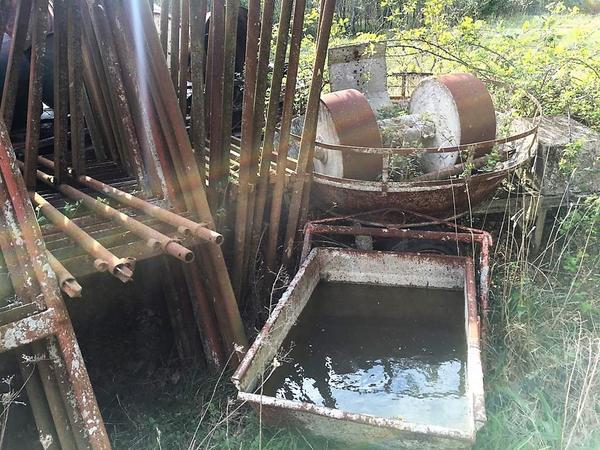 Immagine n. 54 - 2#4204 Macchinari e attrezzatura da cantiere
