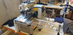 Lewis Union Special and Durkopp sewing machine - Lot 12 (Auction 4206)
