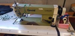 Pfaff and Rimoldi sewing machine - Lote 13 (Subasta 4206)