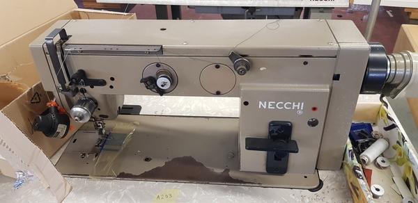 15#4206 Macchine da cucire Strobel e Juki