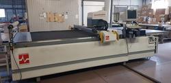 Investronica Mesa Topaz cutting machine - Lot 5 (Auction 4206)