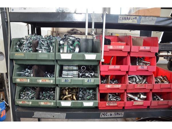 4#4207 Semilavorati e materie prime per azienda meccanica