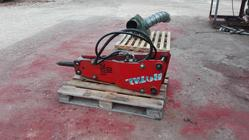 Rotar OL 260 demolition hammer - Lot 3 (Auction 4209)