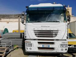 Iveco Magirus road tractor - Lot 1 (Auction 4212)