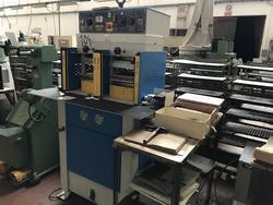 Sick machine and Barinotti press - Lot 24 (Auction 4214)