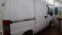Fiat Ducato van - Lot 35 (Auction 4214)