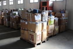 Stocks of yarns - Lot 67 (Auction 4220)