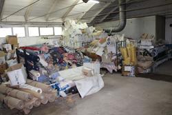 Fabric rolls - Lot 69 (Auction 4220)
