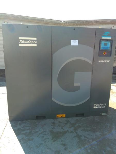 Immagine n. 2 - 1#4222 Compressore aria Atlas Copco GA55