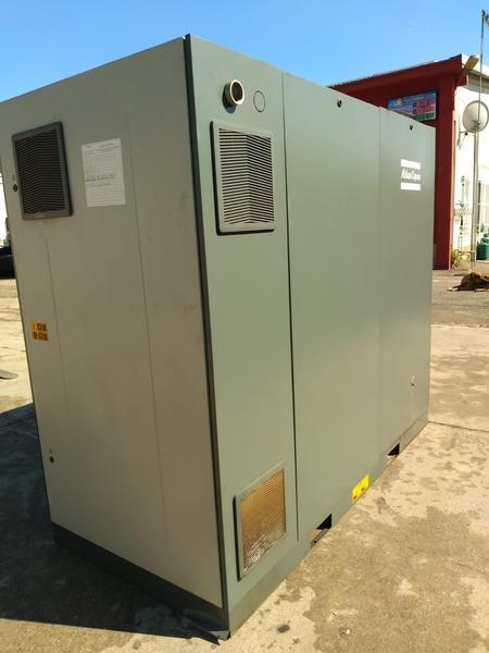 Immagine n. 4 - 1#4222 Compressore aria Atlas Copco GA55