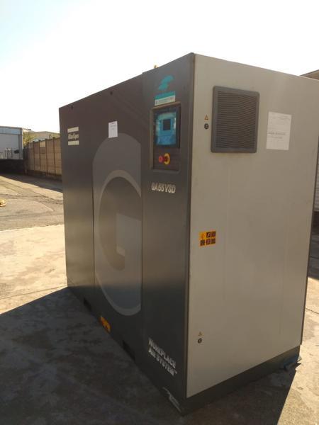 Immagine n. 7 - 1#4222 Compressore aria Atlas Copco GA55