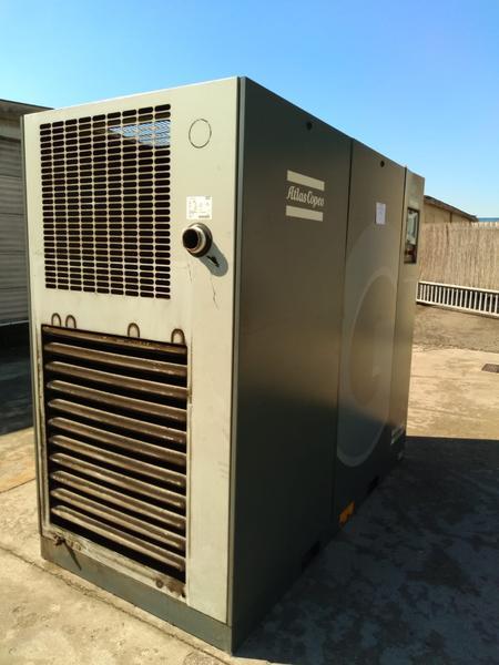 Immagine n. 8 - 1#4222 Compressore aria Atlas Copco GA55