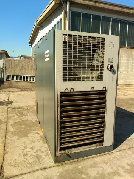 Immagine n. 10 - 1#4222 Compressore aria Atlas Copco GA55