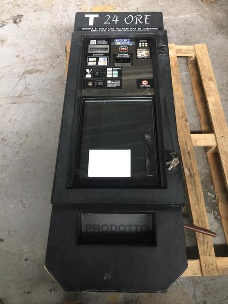 Immagine n. 3 - 2#4222 Distributore automatico di sigarette Orion Touch 60/60