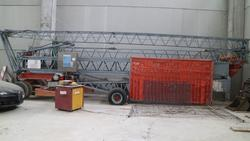 Benedini crane B22 - Lot 2 (Auction 4224)