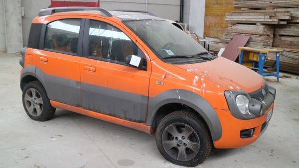 6#4224 Automobile Fiat Panda cross
