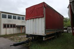 Rimorchio per camion Cardi - Lotto 83 (Asta 4225)