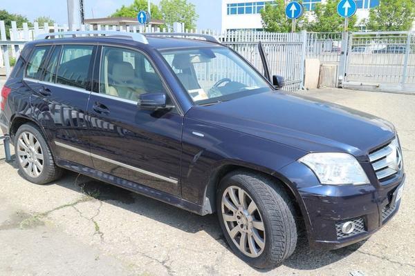 10#4227 Mercedes GLK