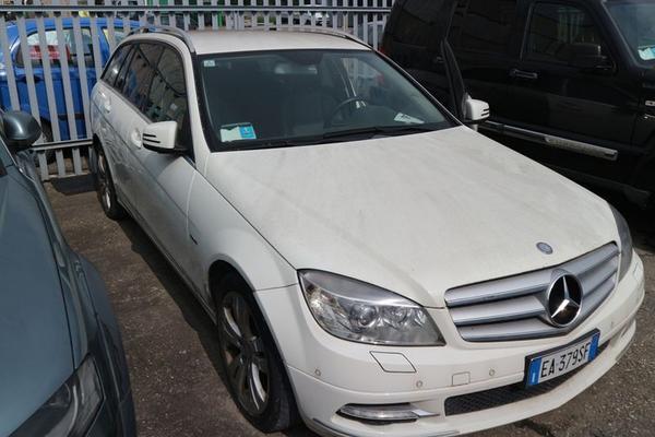 13#4227 Mercedes C250