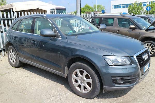 3#4227 Audi Q5