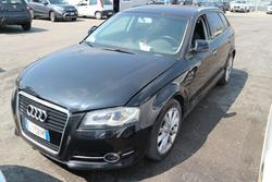 Audi A3 Sportback - Lot 5 (Auction 4227)