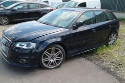 Audi S3 - Lot 8 (Auction 4227)