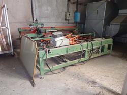 Sacot rolling machine - Lot 1 (Auction 4228)