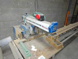Omga angular miter saw and cut off machine - Lot 12 (Auction 4228)