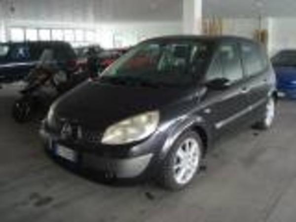 10#4229 Autovettura Renault Scenic 1.9 dt