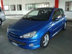 Peugeot 206 XS Line - Lot 8 (Auction 4229)