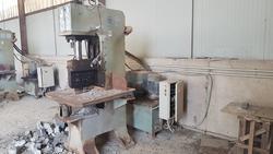 Stone shearing machine GeB Impianti srl - Lot 1 (Auction 4232)
