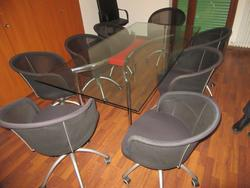 Office furniture and electronic equipment - Auction 4241