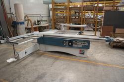 Paoloni squaring machine - Lote 12 (Subasta 4244)