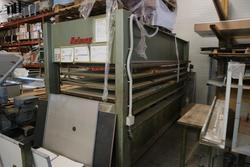 Kalmag floor press - Lot 16 (Auction 4244)