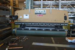 Schiavi press brake and PRG programmer - Lote 2 (Subasta 4244)