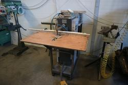 Plasma plant and band saw - Lot 7 (Auction 4244)