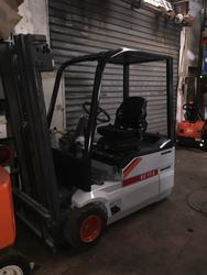 Fiat Om electric forklift - Lot 10 (Auction 4245)