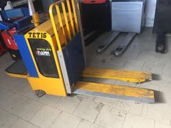 Carrellificio Cesenate electric pallet truck - Lot 13 (Auction 4245)