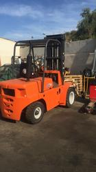 Fiat Om forklift - Lot 2 (Auction 4245)