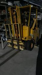 Fiat Om forklift - Lot 3 (Auction 4245)
