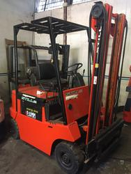 Still electric forklift - Lot 7 (Auction 4245)