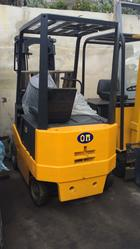 Fiat Om electric forklift - Lot 9 (Auction 4245)