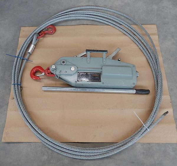 16#4246 Argano manuale Wire rope winch