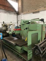Novar fixed bench milling machine - Lot 24 (Auction 4247)