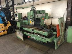 CB Ferrari fixed bench milling machine - Lot 25 (Auction 4247)