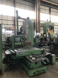 Secmu A2 CNC fixed bed milling machine - Lot 27 (Auction 4247)