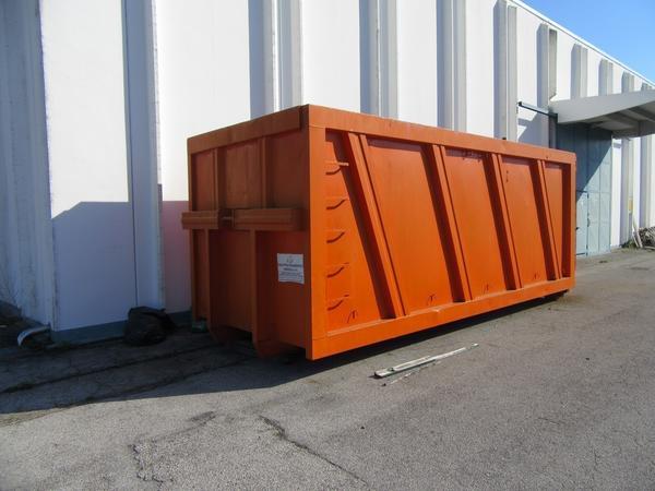 14#4248 Container scarrabile